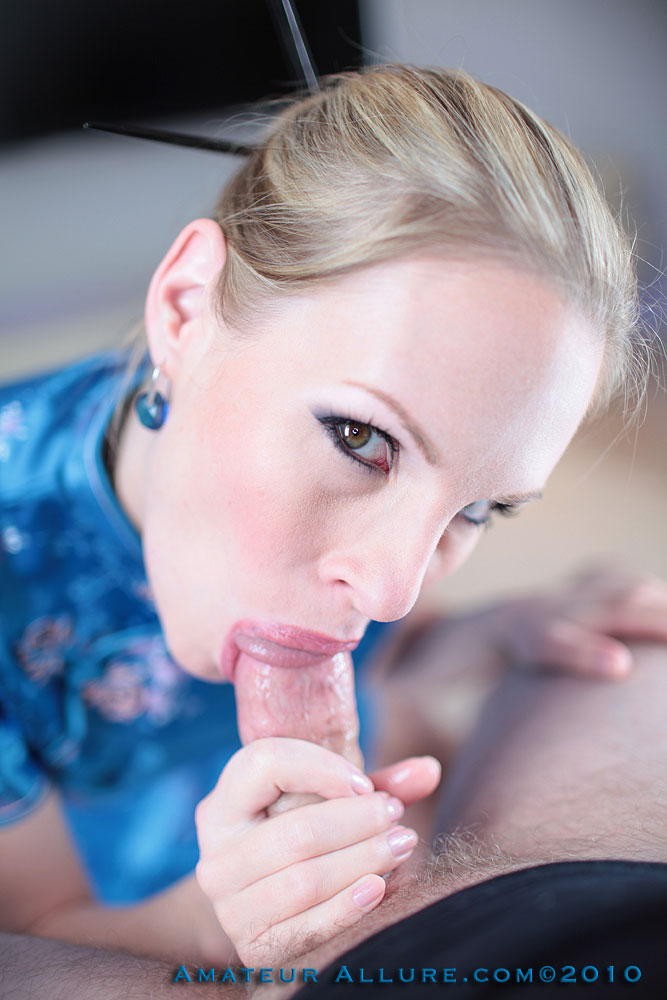 Aimee Addison Blow Job