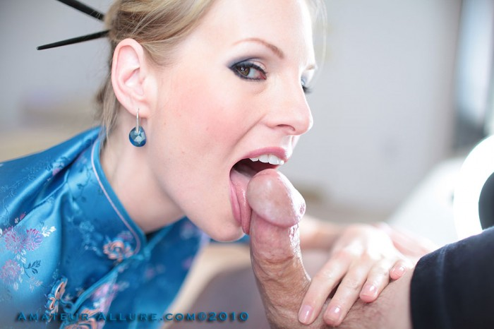 Aimee Addison Licking